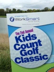 WorkSmart presents Kids Count Golf Classic